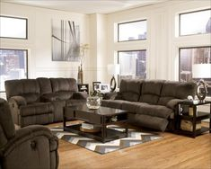 Living Room With Black Sectional  Google Search  Home Redo Best Cheap Living Room Set Design Ideas