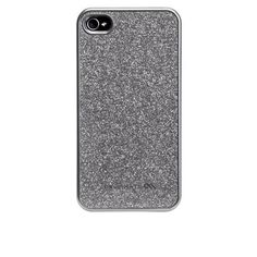 Sparkly iPhone case? Me likey.