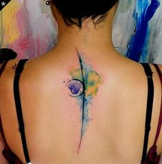 Amazing Watercolor Tattoos ( 32 Pics ) | Tattoos Mob