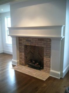 10 delightful fireplace surrounds images build a fireplace rh pinterest com