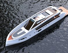 """Check out new work on my @Behance portfolio: """"superyacht"""" http://be.net/gallery/54893435/superyacht"""
