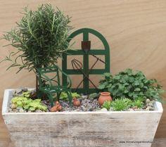 Wooden Planter Box More