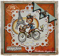 Whiff of Joy - Henry in Paris