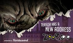 Check out all of the scary work we did for Tampa's Lowry Park Zoo's ZooBoo this year at http://tinyurl.com/ksk4cmg!  #advertising #creative #Halloween