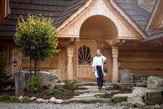 Poľská architektka si splnila sen a v Tatrách postavila horskú dedinku ako z rozprávky