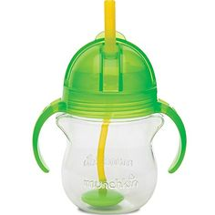 Munchkin Click Lock Weighted FlexiStraw Cup Colors May Vary 7 oz * You can find more details by visiting the image link.Note:It is affiliate link to Amazon.