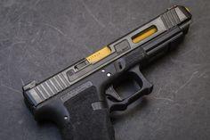 Michaelangelo's Spot — Salient Arms Glock 34 Tier 1
