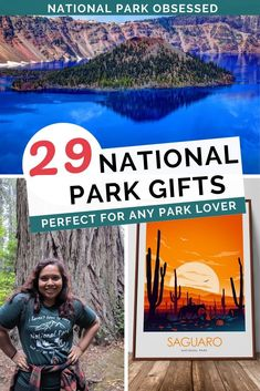 Looking for the perfect gift for the National Park adventurer in your life? Or are Here are 26 phenomenal National Park Gifts. Here are our favorite gifts.  #nationalparks #nationalpark National park gift / gift for national park lovers / gifts national park