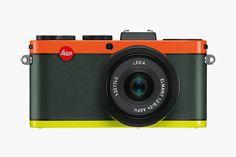 Leica, X2 'Edition Paul Smith'.