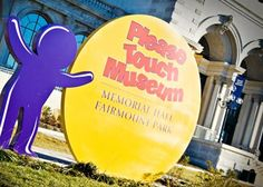 Please Touch Museum-my favorite childhood museum