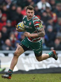 Adam Thompstone - The Russian!! Leicester Tigers v London Welsh - Aviva Premiership