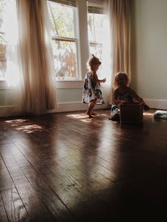 Play in the window light.