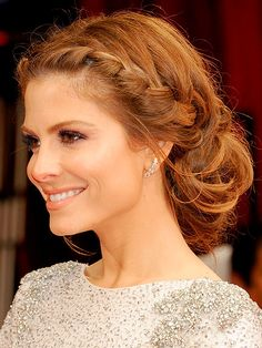 Red Carpet Beauty Awards | LONGEST LASTING TREND | Just when we thought that the braid craze may be coming to an end, Maria Menounos arrived with this amazing do that reignited our love affair with red carpet plaits.