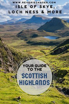 Read more on the blog about the best Scottish Highlands Road Trip: Loch Ness & Isle of Skye. Hike QUIARANG, see Old Man of Storr, colorful houses of Portree, fantastic clear water of Fairy Pools and whale watching in Neist Point! Stop by Eilean Donan castle, URQUHART CASTLE, see dinosaur footprints and have a vacation of your lifetime!