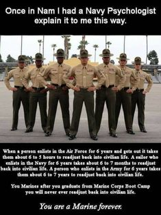 Marines and Naval Infantry from around the world. Marine Corps Quotes, Marine Corps Humor, Usmc Quotes, Us Marine Corps, Usmc Humor, Soldier Quotes, Military Jokes, Military Girlfriend, Military Life