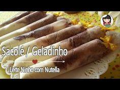 Sacolé / Geladinho / Chup-Chup RECHEADO - Beijinho com Geleia de Amora | Gabi Rossi | Bom Gosto - YouTube