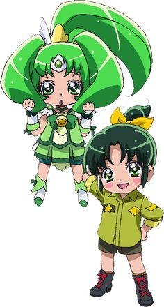 pretty cure chibi - Google Search