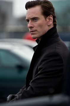 MICHAEL FASSBENDER     So handsome...