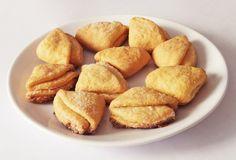 Творожное печенье «Ушки» / Простые рецепты