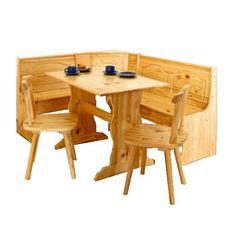 oak nook dining set with storage