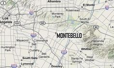 Montebello, CA....go Oilers !   go Spartans !