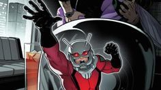 Marvel's Ant-Man #1 Has First Ever Shrinking Variant Cover