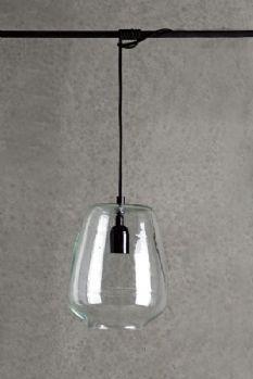 Simple Glass Pendant Ceiling Light