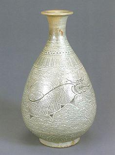 Buncheong Ware, Ho AM Art Museum, S. Korea