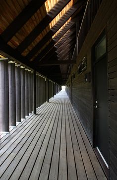 Gallery of Nørre Vosborg / Arkitema Architects - 6 Timber Architecture, Architecture Details, Thatched Roof, Modern Barn, Brick Building, House In The Woods, Cladding, Woodworking Furniture, Furniture Plans