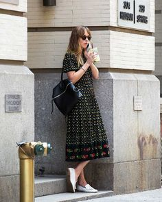 Dakota Johnson Best Outfits Style | ELLE UK