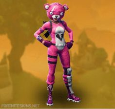 Cuddle Team Leader Coloring Page Fortnite In 2019