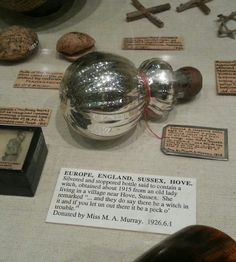 Witch in a Bottle - Pitt Rivers Museum Salem Witch House, Witchcraft History, Witch Bottles, Traditional Witchcraft, Weird Pictures, Book Of Shadows, Archetypes, Museum, This Or That Questions