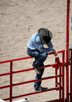 Cheyenne Frontier Days Rodeo July 20th, 2014