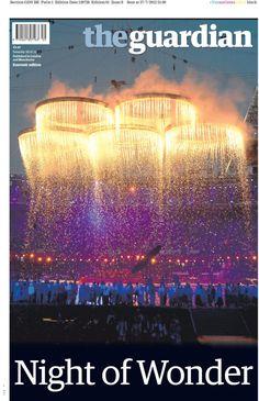 Olympic rings #London2012