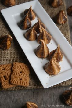 Sweet Happinez: Recept | Speculaas Meringues