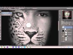 Photoshop Tutorial - Half human | Half animal