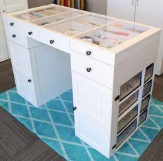 Black EZ View Table by The Original Scrapbox (4003832)