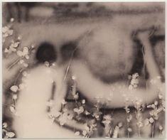Phoebe Unwin. Indian ink and acrylic on canvas