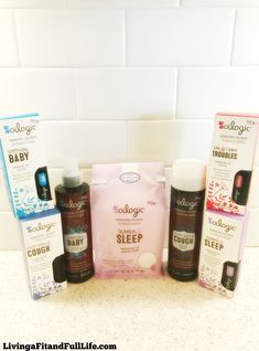 Gentle Care For You and Your Little One from Oilogic® Essential Oil Care! @OilogicCare