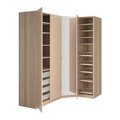Elegant PAX Wardrobe IKEA