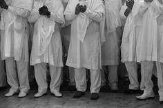 : Eritrean Traditional Wedding men ware.