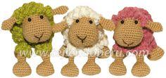 patron crochet amigurumi gratuit mouton traduction française ( french  free pattern sheep