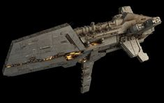 Kandosii-class Mandalorian Dreadnought