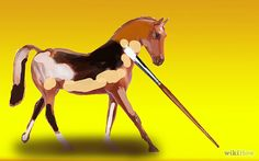 4 Ways to Paint Breyer Horses - wikiHow