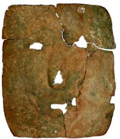 3,000-year-old mask discovered in an ancient cemetery in northwestern Argentina