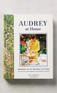Audrey At Home #anthrofave