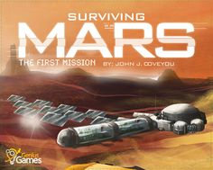 Surviving Mars: The First Mission