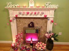 My Valentine's Display