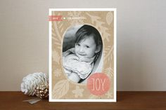 Winter Kraft Christmas/Holiday Photo Cards by Wondercloud Design... | Minted