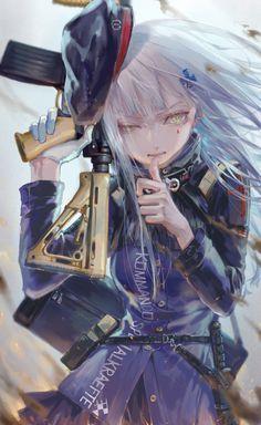 """HK416"""